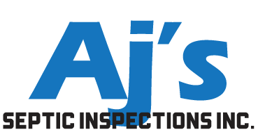 AJ's Septic Inspections Logo